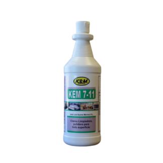 KEm 7 11 Limpiador pulidor desinfectante