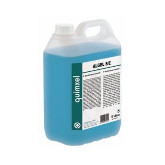 Algel algicida espuma controlada