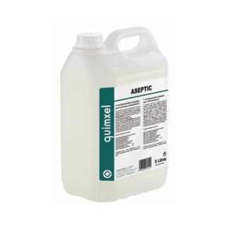 Gel hidroalcohólico desinfectante de manos Aseptic