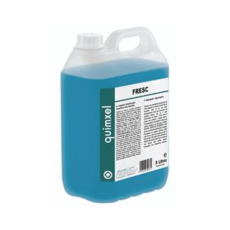 Limpiador desinfectante bactericida con lejía