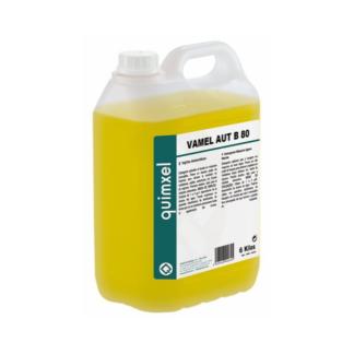 Vamel aut B-80 detergente líquido alcalino concentrado vajilla automatica