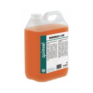 Dengras C S/E detergente desengrasante concentrado sin espuma