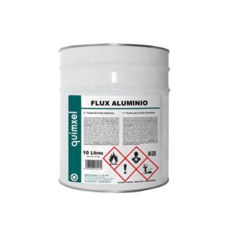 Flux aluminio fluido de corte para aluminio
