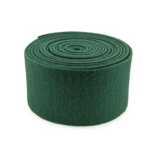 Rollo de estropajo de fibra abrasiva verde 6 metros
