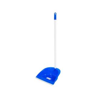 Recogedor de basura deseo azul