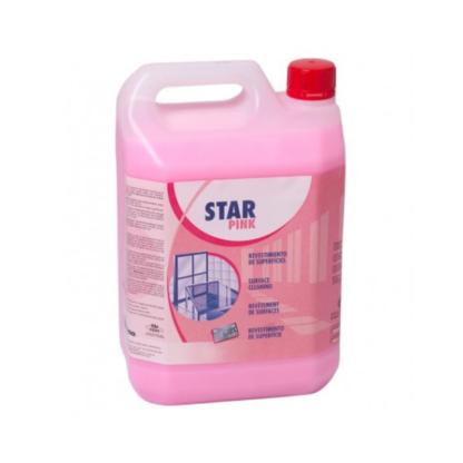 Star Pink revestimiento de superficies