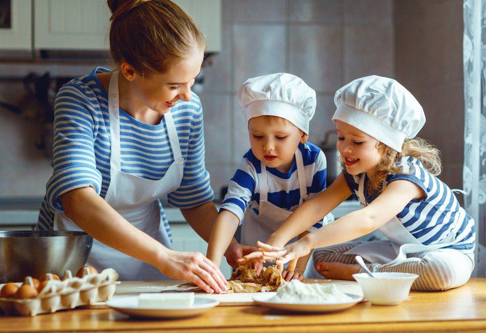 Higiene dentro del hogar, higiene en la cocina