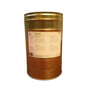 Alcohol isopropílico isopropanol en 25 litros
