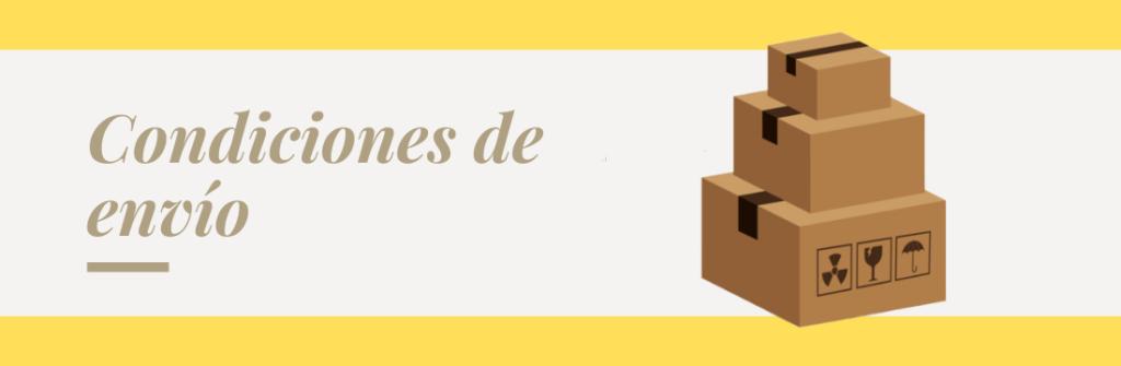 Condiciones de envío y transporte Kem Canarias